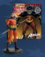 Eaglemoss DC Comics Super Hero Figurine Collection #006 Robin